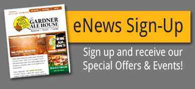 Sign up to receive our Special Offers & Events!