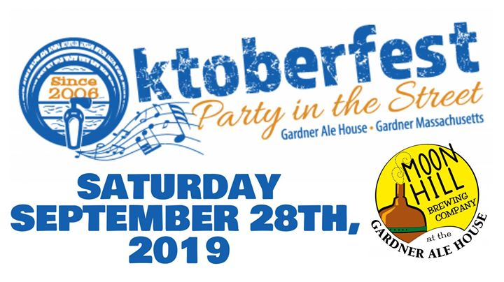 "Oktoberfest ""Party in the Street"" at the Gardner Ale House"