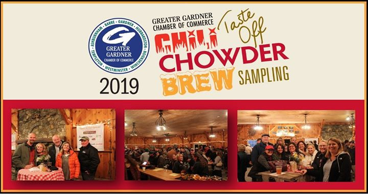 7th Annual Chili Chowder Taste Off and Brew Sampling
