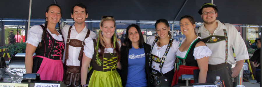 "14th Oktoberfest ""Party in the Street"" at the Gardner Ale House"