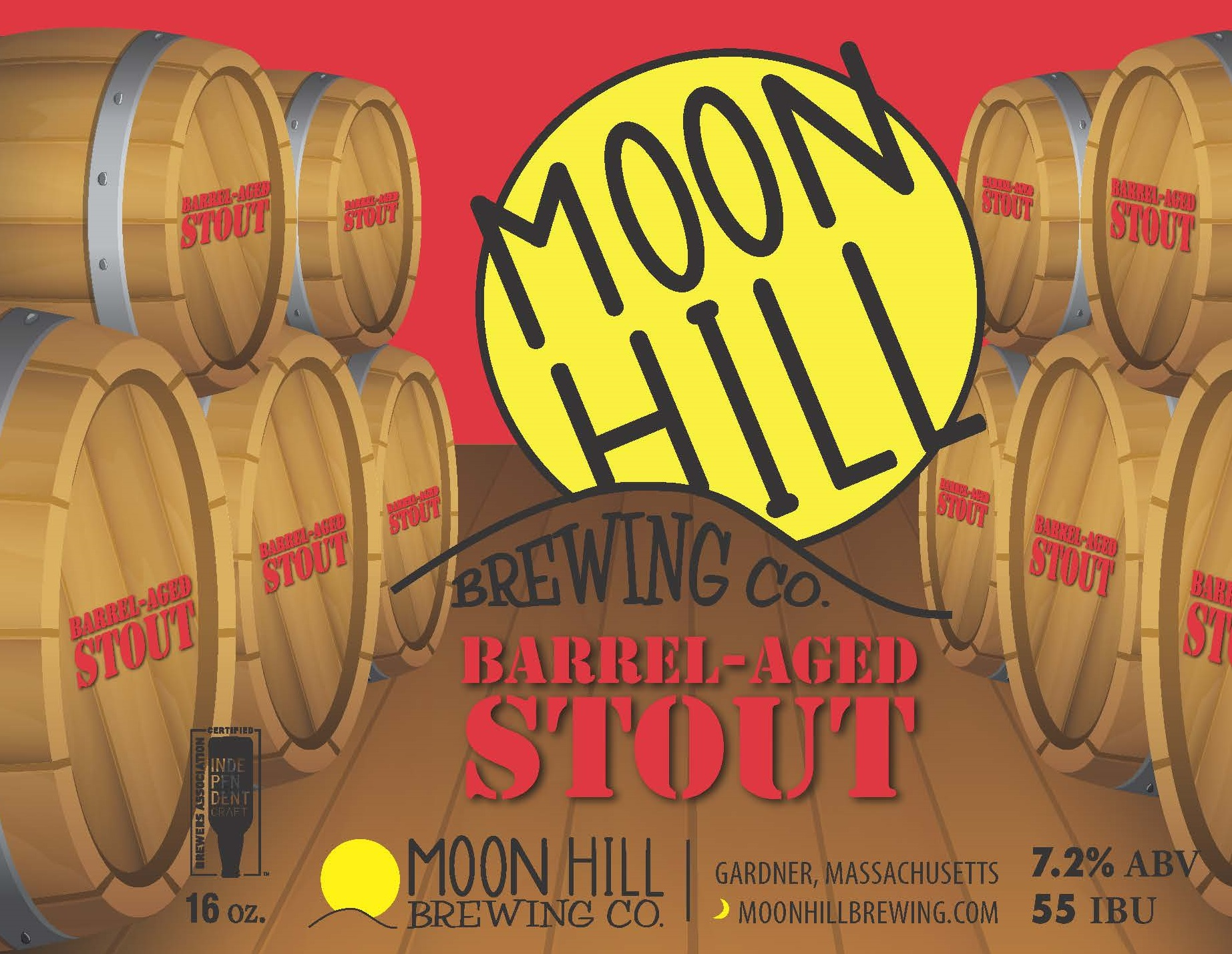 Puff N Stuf - Moon Hill Brewing Co