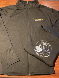 Moon Hill Brewing Zip Up
