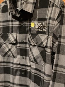 Moon Hill Brewing Men's Flannel