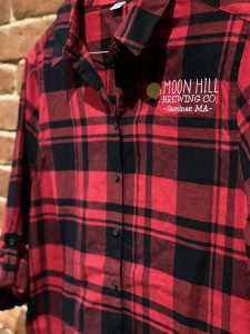 Moon Hill Brewing Women's Flannel